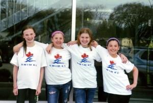 2012 SwimBC Regional Camp